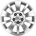 "Saturn Vue 17"" 10-Spoke Alloy Wheel"