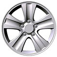 "Saturn Vue 16"" 5-Spoke Alloy Wheel"