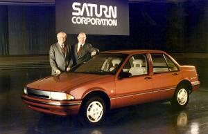 Flashback Friday: 1984 Saturn Prototype