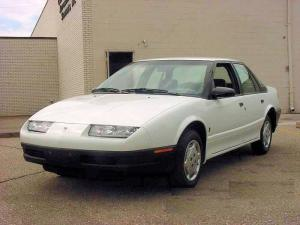 On the Auction Block: 1991 Saturn SL1