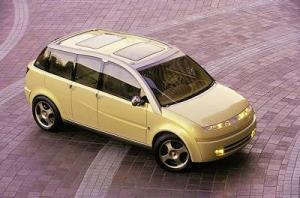 Flashback Friday: 2000 Saturn CV1 Concept