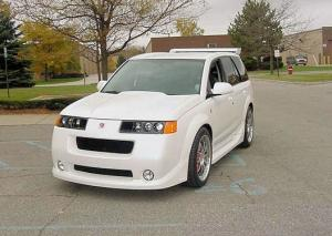 On the Auction Block: 2004 Saturn Vue Red Line Street Play Concept