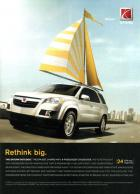 2008 Saturn Outlook Print Ad