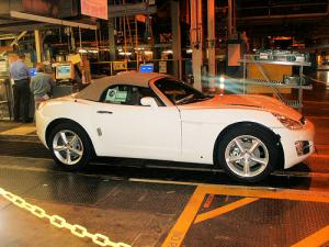 Flashback Friday: the Last 2009 Saturn Sky