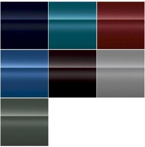 Saturn's 2009 Colors