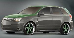 "MotorAuthority: Saturn Vue ""Hyline"" Concept Hybrid Bound for SEMA Show"