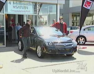 4 Millionth Saturn Purchased