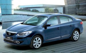 Is this Saturn's Next Small Car?  Take a Closer Look at the Renault Samsung SM3...