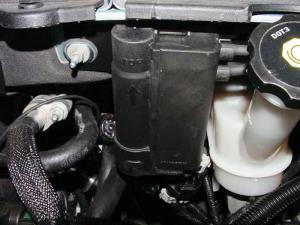 Saturn Outlook Heated Windshield Washer Fluid System