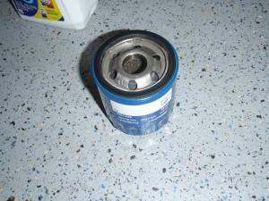 Oil Filter for the Saturn Outlook