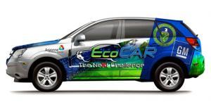 2009 EcoCAR Vue