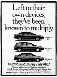 "Flashback Friday: 1993 ""Multiply"" Newspaper Ad"
