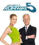 Heidi Klum and Tim Gunn in Project Runway