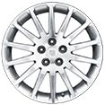 "Saturn Aura 18"" Multi-Spoke Ultra-Bright Alloy"