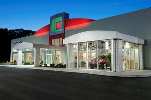 New Saturn Flagship Store in Danbury, Connecticut