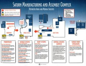 Flashback Friday: Inside the Former Saturn Spring Hill Manufacturing and Assembly Complex