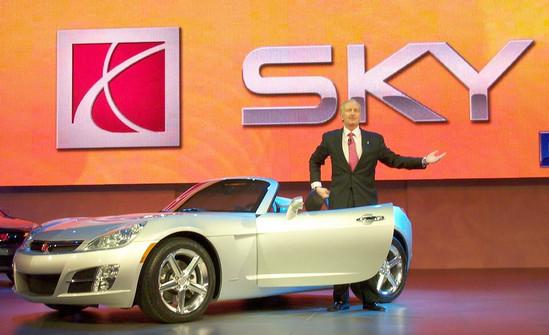 2007 SKY Unveiled