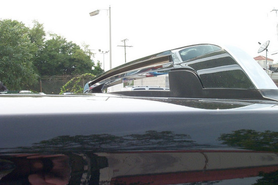Chrome Roof Rails