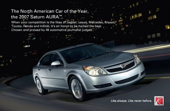 North American Car of the Year