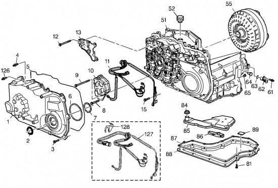 12553 on saturn vue transmission diagram