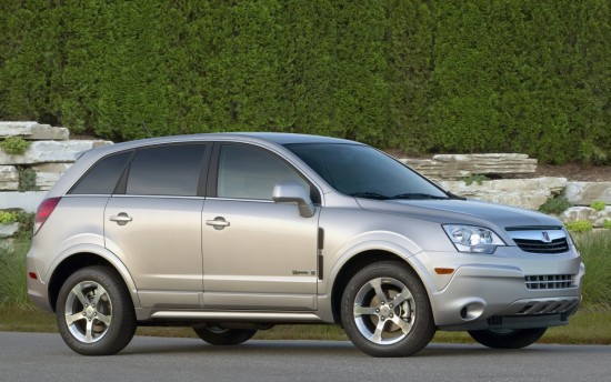 2008 Saturn Vue Green Line