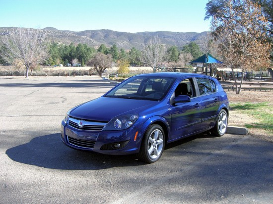 2008 Saturn Astra