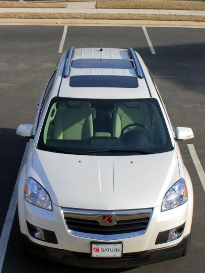 2008 Saturn Outlook XR
