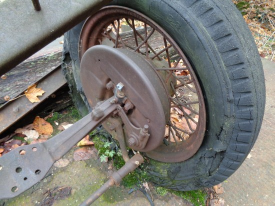 Old Axle