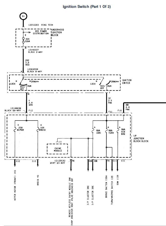 ignition switch pg 1 saturnfans photo forums. Black Bedroom Furniture Sets. Home Design Ideas