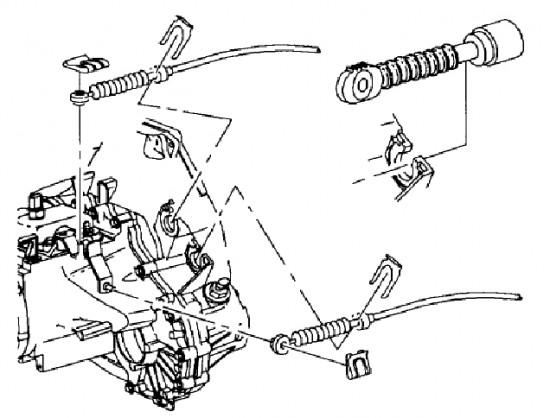 Transmission Linkage