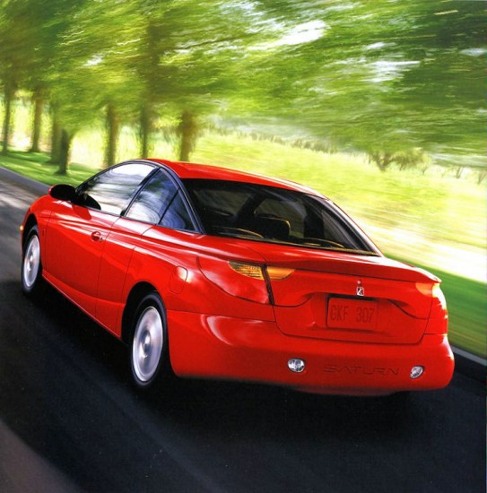 2001 3-Door Coupe Brochure