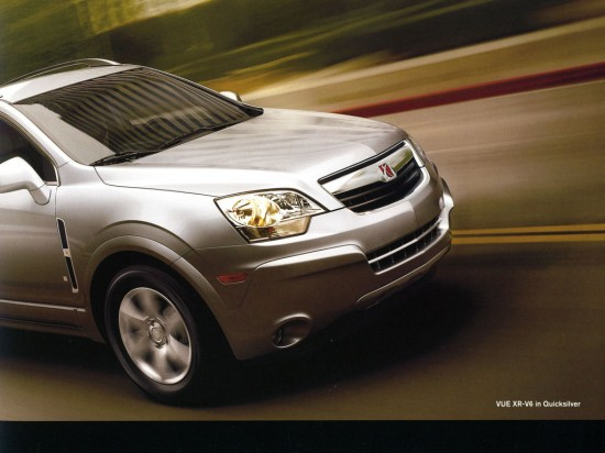 2009 Saturn Vue Brochure