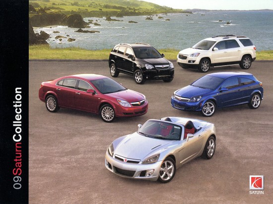 2009 Saturn Collection