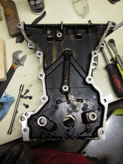 Timing Cover- Rebuild of 95SC2(Betty)