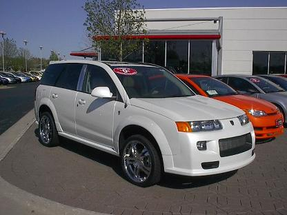 Saturn Vue Rims >> Adding Some 20 Inch Rims To My New Redline Saturnfans Com Forums