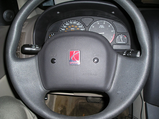 airbag horn buttons