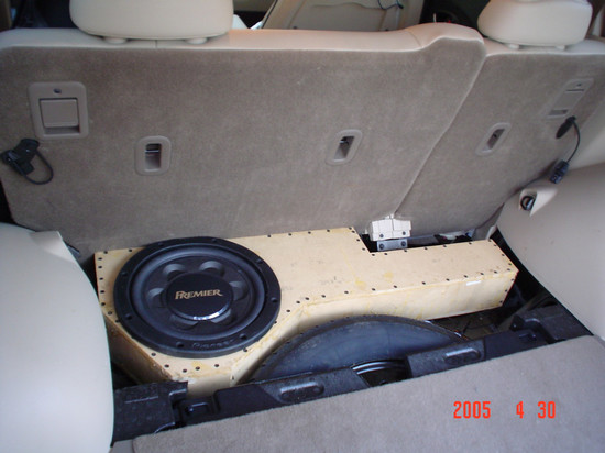 saturn vue sub box  saturn  free engine image for user