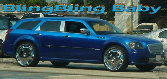 Dodge Magnum - Ultimate Ghetto Edition