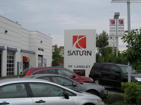 Springman's Saturn of Langley