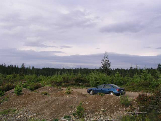 The 2002 SL1 on the Tahuya-Blacksmith Road-1
