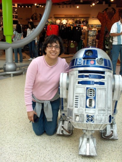 Me and R2-D2
