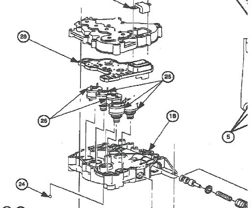 transmission solenoid diagram free download  u2022 oasis