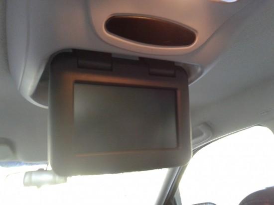 2002 L300 DVD Player Screen