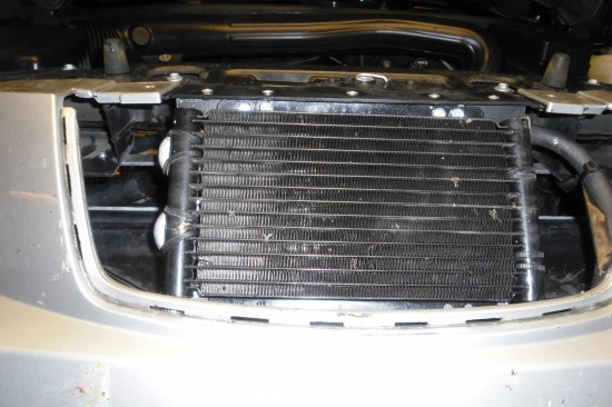 2006 Vue trans cooler