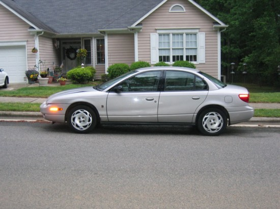 My 2000 Saturn SL2 Pic 3